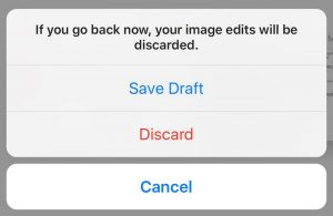 How to plan your Instagram save as draft