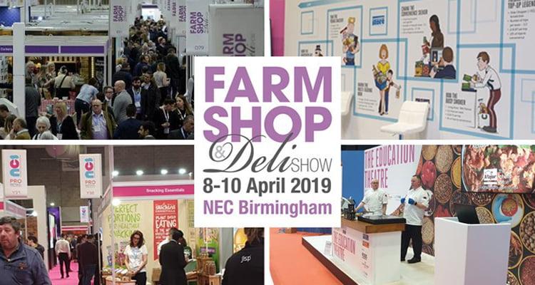 Our Visit to the Farm Shop & Deli Show 2019