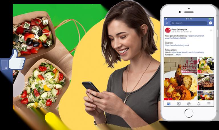 Food Social Media Agency
