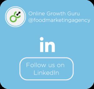LinkedIn Food Marketing