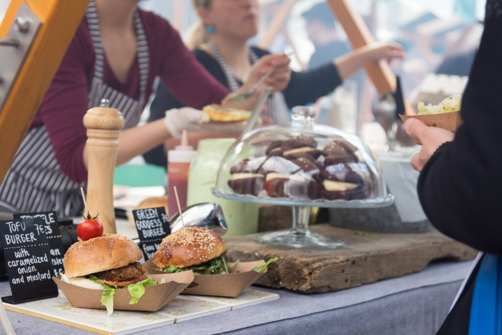 How to create a Successful Food Festival Marketing Plan