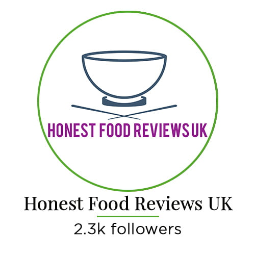 honest food reviews icon