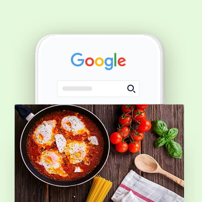 Google Shopping Food Marketing Google Ads