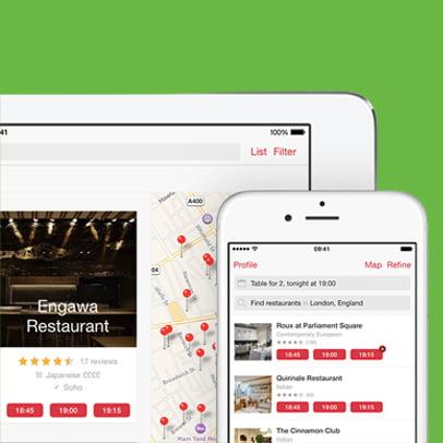 Increase Website Table Bookings Restaurants