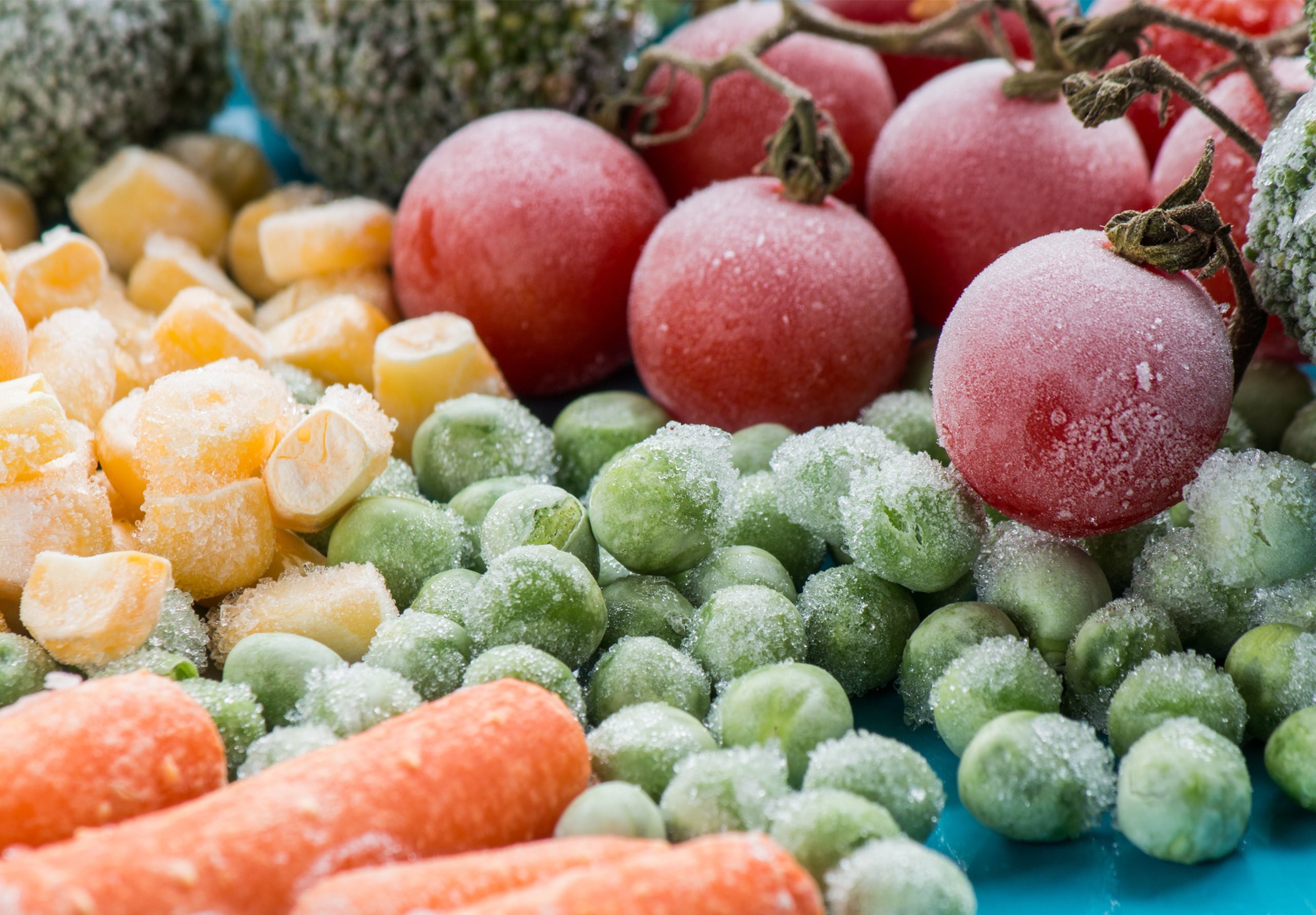 Case Study: The Growth of Frozen Food Market