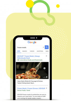 Services Food Google Paid Ads